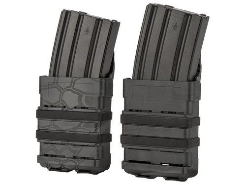 Matrix Fast Hard Shell Magazine Holster - 2x Rifle Mag Configuration (Color: Urban Serpent)