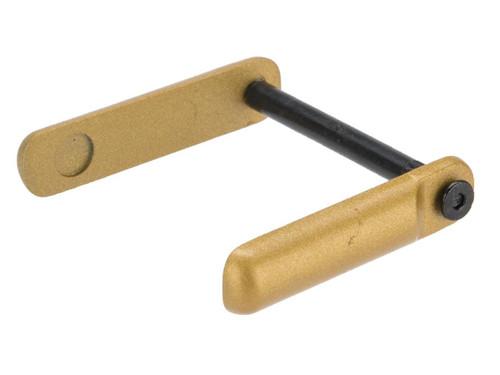 APS AEG Anti Rotation Pins for M4 / M16 Rifles (Color: Gold)