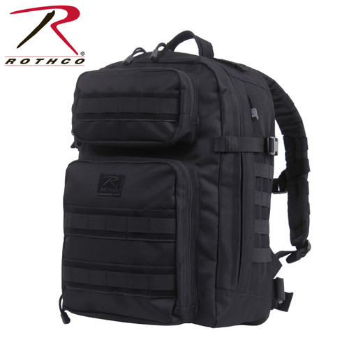 Rothco Fast Mover Tactical Backpack - Black