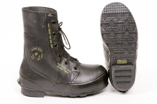 """U.S. Armed Forces """"Mickey Mouse"""" Boots w/Valve"""