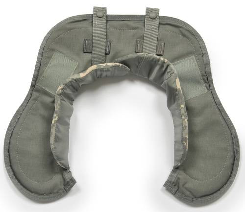 U.S. Armed Forces Yoke/Collar back Assembly - ACU