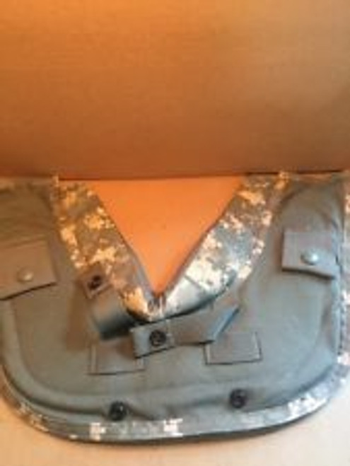 U.S. Armed Forces Yoke/Collar Front Assembly - ACU