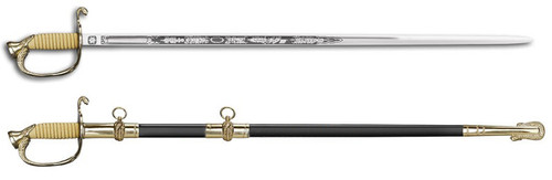 Cold Steel 88MNA U.S. Naval Officer's Sword