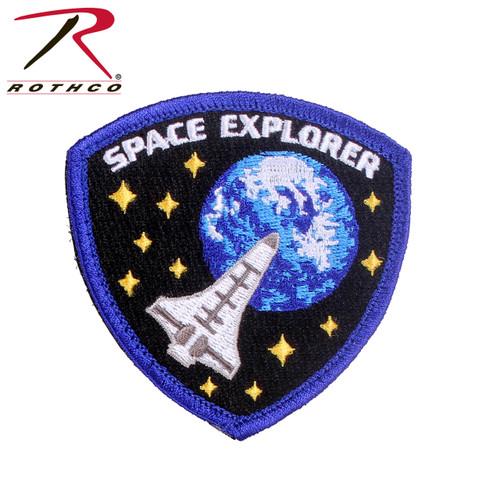 Space Explorer - Morale Patch