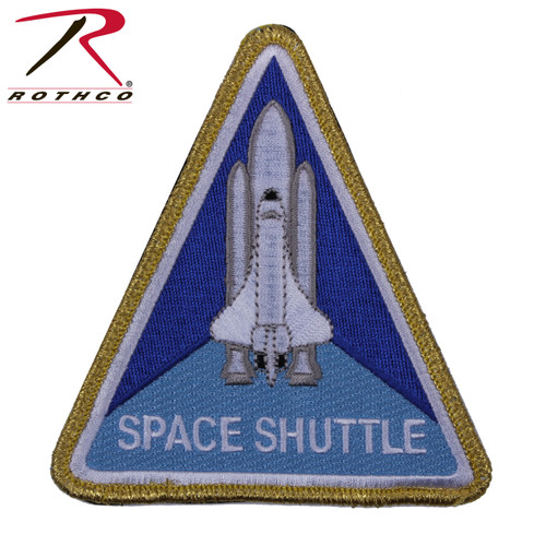 NASA Space Shuttle - Morale Patch