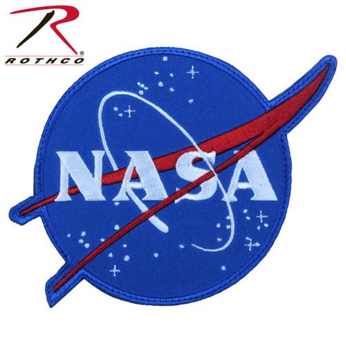 NASA Meatball Logo - Morale Patch