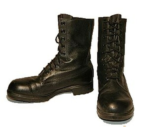 Canadian Armed Forces Mark III  Combat Boots