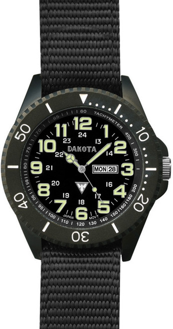 Oversized ION Watch