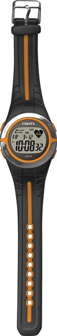 Heart Rate Monitor Orange