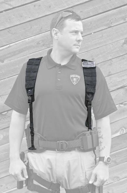 5.11 Brokos VTAC Harness - Sandstone
