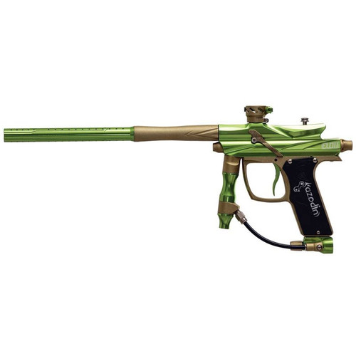 Azodin EVO 2 Paintball Gun - Lime/Tan