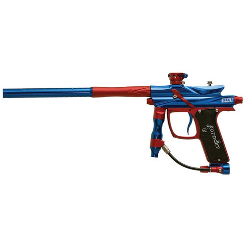 Azodin EVO 2 Paintball Gun - Blue/Red