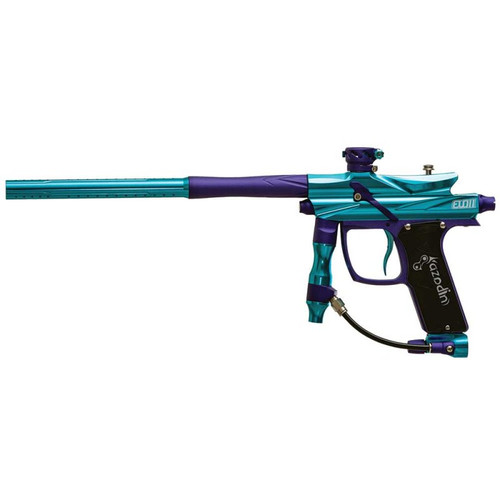 Azodin EVO 2 Paintball Gun - Aqua/Purple