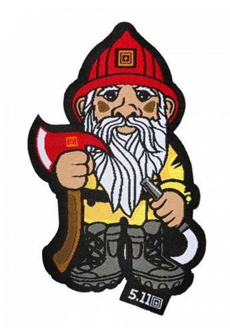 5.11 Tactical Patch Firefighter Gnome
