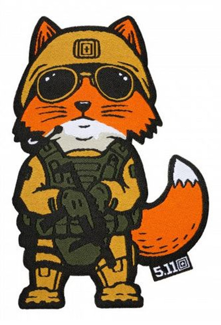 5.11 Tactical Patch Fox Marine Recon