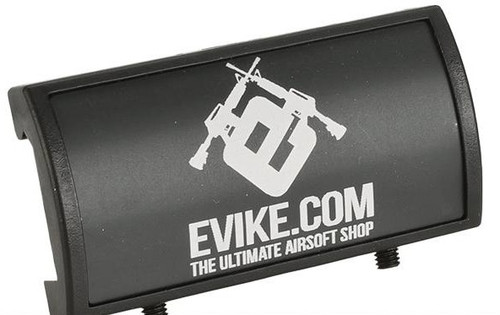 Custom Gun Rails (CGR) Large Laser Engraved Aluminum Rail Cover