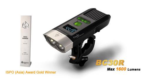 Fenix BC30R Bike Light - 1600 Lumens