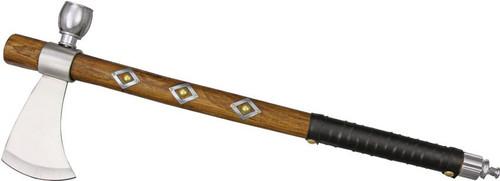 CNM Tomahawk Diamond Peace Pipe