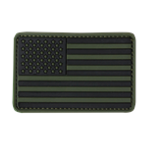 Condor PVC Flag Patches
