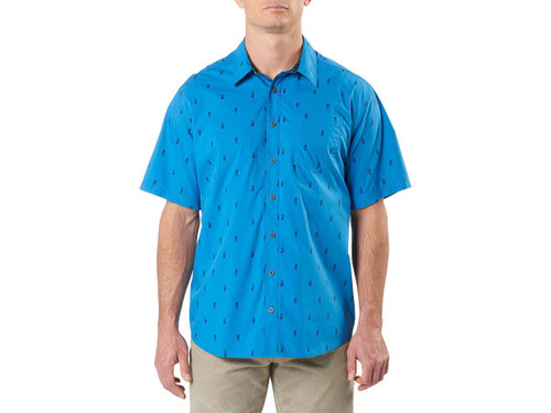 "5.11 Tactical Button-Up ""Five-O Covert Shirt"" - Admiral"
