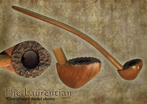MacQueen Pipes 'The Laurentian'' - Cherry Wood