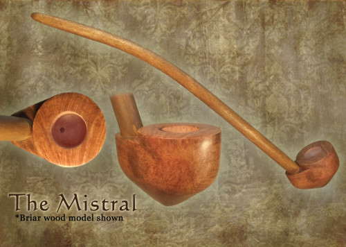MacQueen Pipes 'The Mistral' - Briar Wood