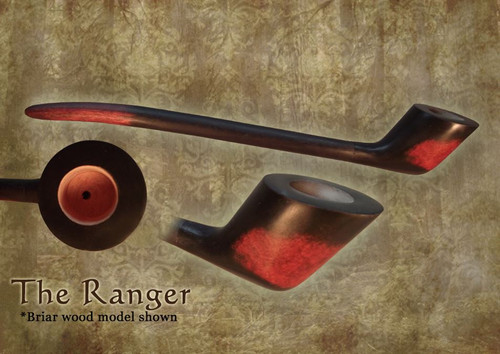 MacQueen Pipes 'The Ranger' - Briar Wood