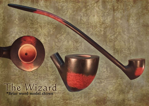MacQueen Pipes 'The Wizard' - Briar Wood