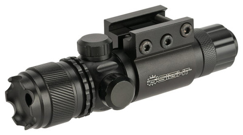 G-Sight Gladiator Weapon Mounted Laser Sight (Color: Non-Visible Infrared Laser)