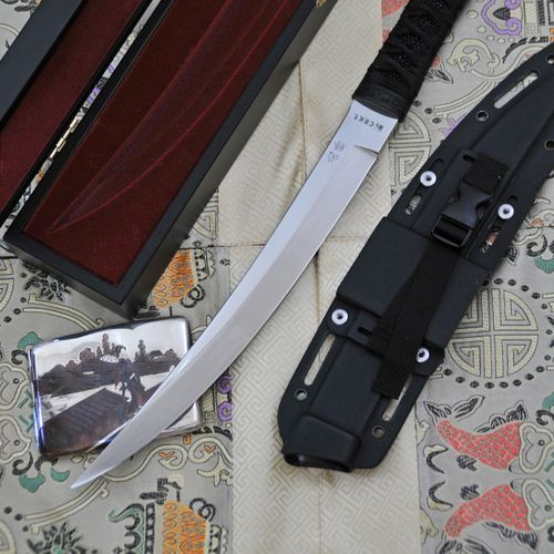CRKT 2910 Hisshou Kydex Sheath, Presentation Box