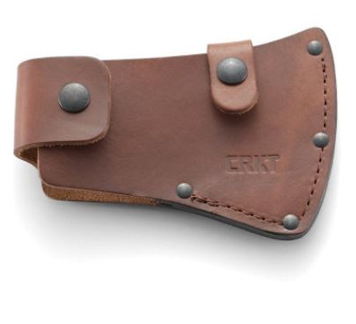 CRKT D2745 Birler Axe Leather Sheath