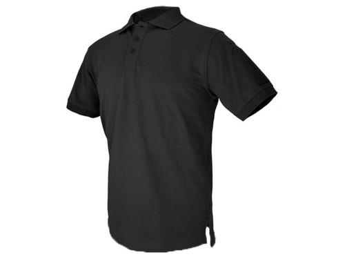 Hazard 4 Undervest Polo Shirt - Black