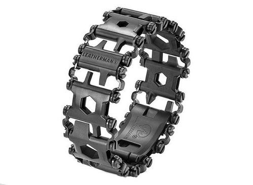 Leatherman Tread Travel Friendly Multi-Tool Bracelet - Black