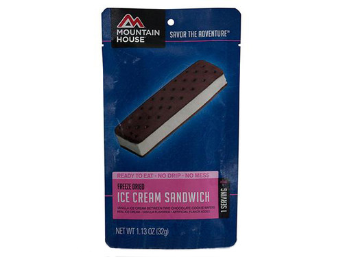 Mountain House Freeze Dried Dessert - Ice Cream Sandwich