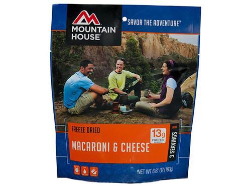 Mountain House Freeze Dried Entree- Creamy Macaroni and Cheese