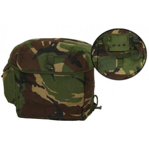 British Military Issue DPM Gas Mask Bag
