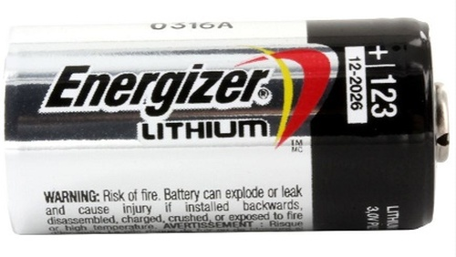 Energizer CR123A Batteries - 24 Pack