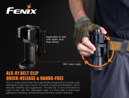 Fenix ALC01 Quick Release Belt Clip