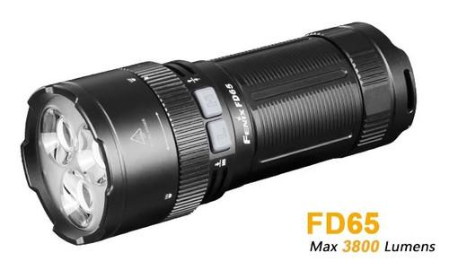 Fenix FD65 Adjustable Focus Compact Searchlight - 3800 Lumens