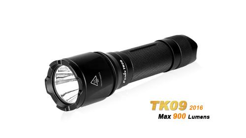 Fenix TK09 2016 Edition - 900 Lumens