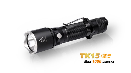 Fenix TK15UE Flashlight - 1000 Lumens