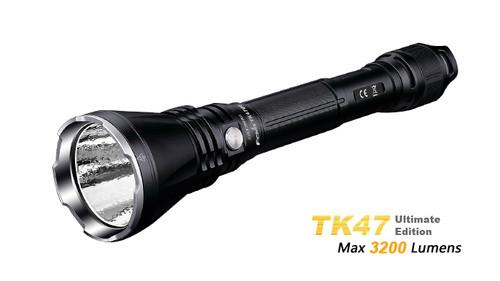 Fenix TK47UE Flashlight Ultimate Edition - 3200 Lumens