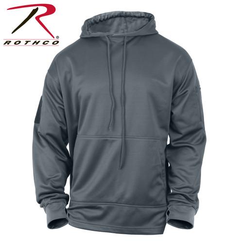 Rothco Concealed Carry Hoodie - Gun Metal Grey