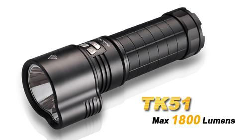 Fenix TK51 Spot & Flood - 1800 Lumens