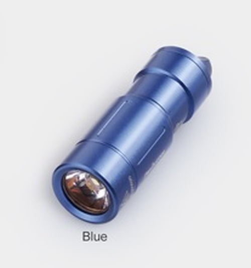 Fenix UC02 Rechargeable Keychain Light 130 Lumens - Blue
