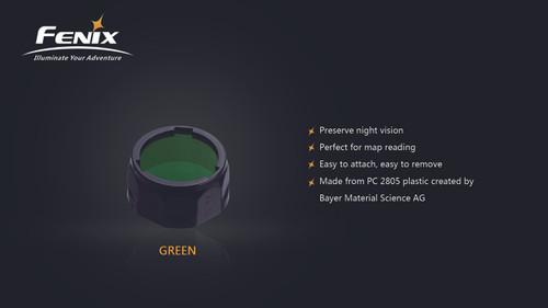 Fenix AOF-S+ Green Filter - PD35/PD12/UC40