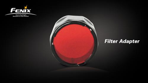 Fenix AOFL Red Filter - TK22/LD41/RC15