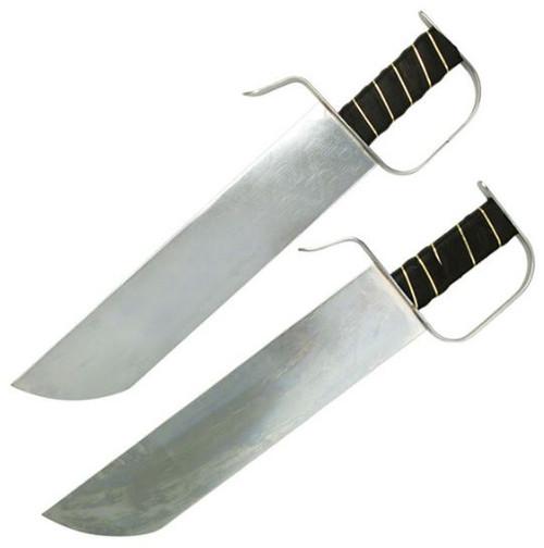 MC 2101 Butterfly Swords Steel Trainer