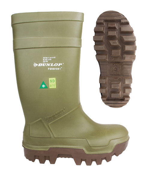 Dunlop Boot Purofort Thermo+
