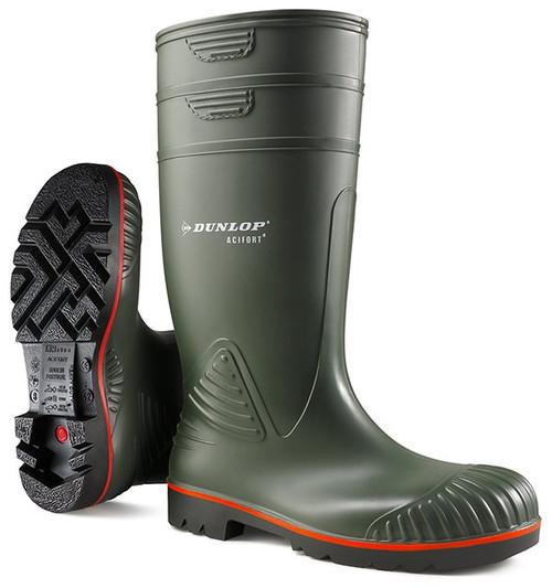 Dunlop Boot Acifort W/Cap